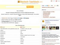 Deutsch Türkisch Übersetzer